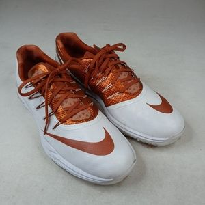 Nike Lunar Control 4 UT Longhorns Golf Shoe sz 12